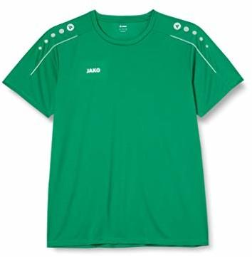JAKO JAKO Classico T-shirt męski Classico zielony sportowy zielony 140 6150