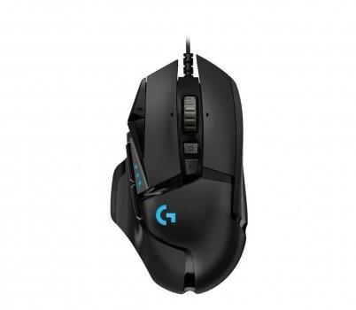 Logitech G502 Hero czarny (910-005470)