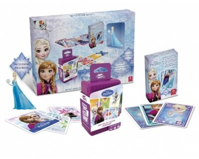 Frozen Giftbox zestaw upominkowy