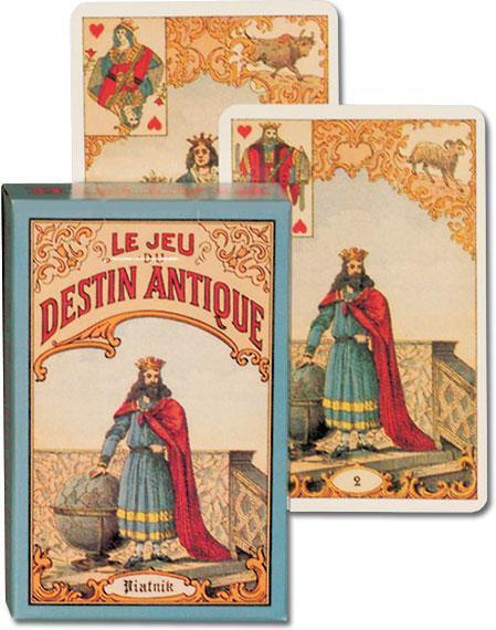Piatnik Karty tarot
