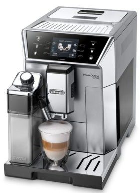 top DeLonghi PrimaDonna ECAM 550.75MS