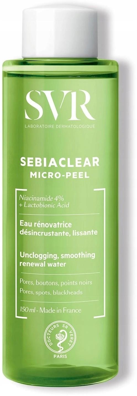 Svr Sebiaclear Micro-peel Esencja Do Twarzy 150ML