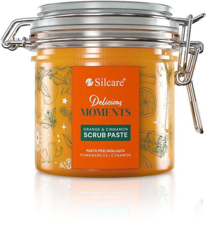 Silcare Cukrowa pasta peelingująca Delicious Moments 240 g