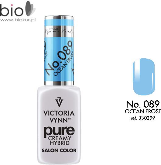 Pure Victoria Vynn VICTORIA VYNN CREMY HYBRID 089 OCEAN FROST 8 ml 330399