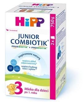 Hipp 3 Junior Combiotik 750g