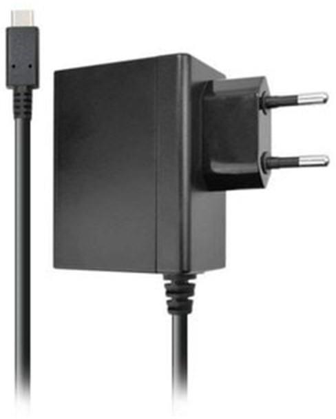 Steelplay Steelplay AC Adaptor (SWITCH) - Akcesoria do konsoli do gier - Nintendo Switch 3760211000639