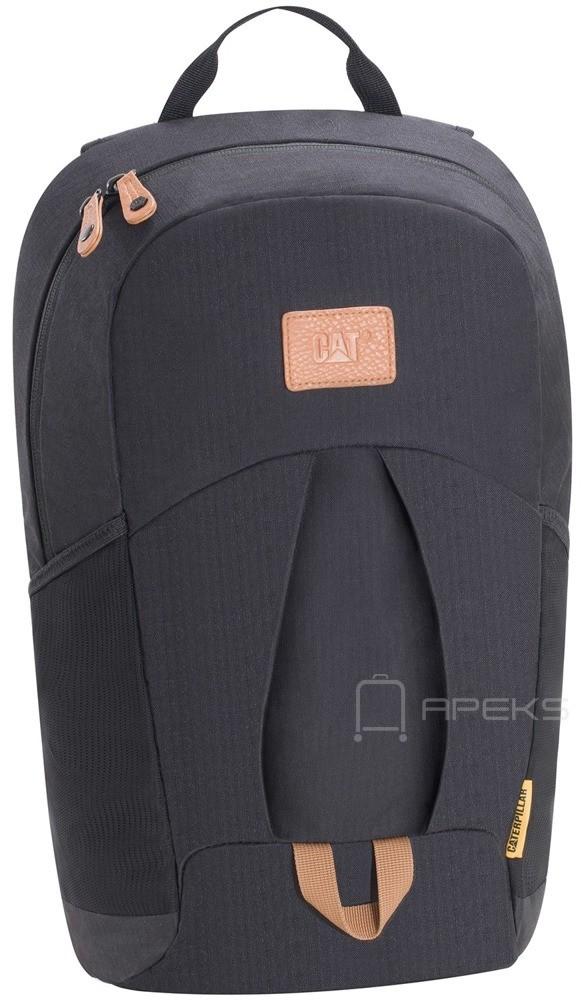 d94b79aff56aa Caterpillar CAT CAT Urban Active Pebble SS18 Black plecak miejski Limited  Edition 83518-01
