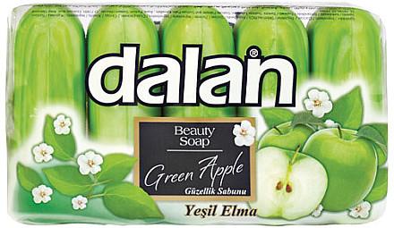 Dalan Mydło toaletowe Zielone jabłuszko - Beauty Soap Mydło toaletowe Zielone jabłuszko - Beauty Soap