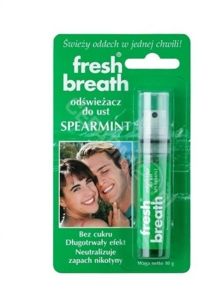 top Jordan Odświeżacze do ust Fresh Breath