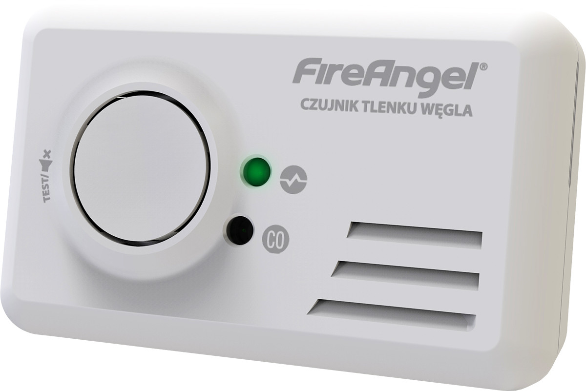 FireAngel Czadu na baterie 7 lat gwarancji
