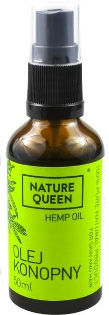 Nature Queen Nature Queen Olej Konopny 50ml 32706-uniw