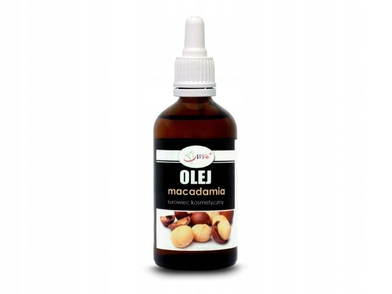 Olej Macadamia olejek Makadamia 50 ml naturalny
