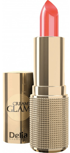 Delia Cosmetics Creamy Glam Pomadka do ust nr 111 4g Cosmetics