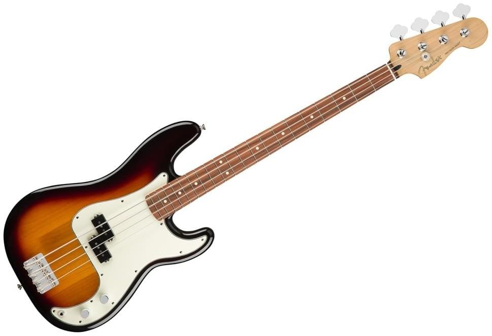 Fender Player Precision Bass PF 3TS