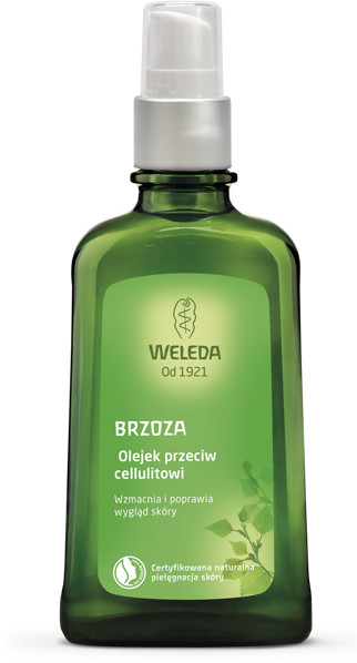 Weleda Brzoza olejek przeciw cellulitowi 100ml