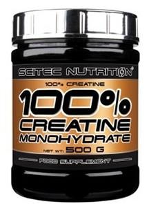 Scitec Nutrition 100% Creatine Monohydrate - 500g
