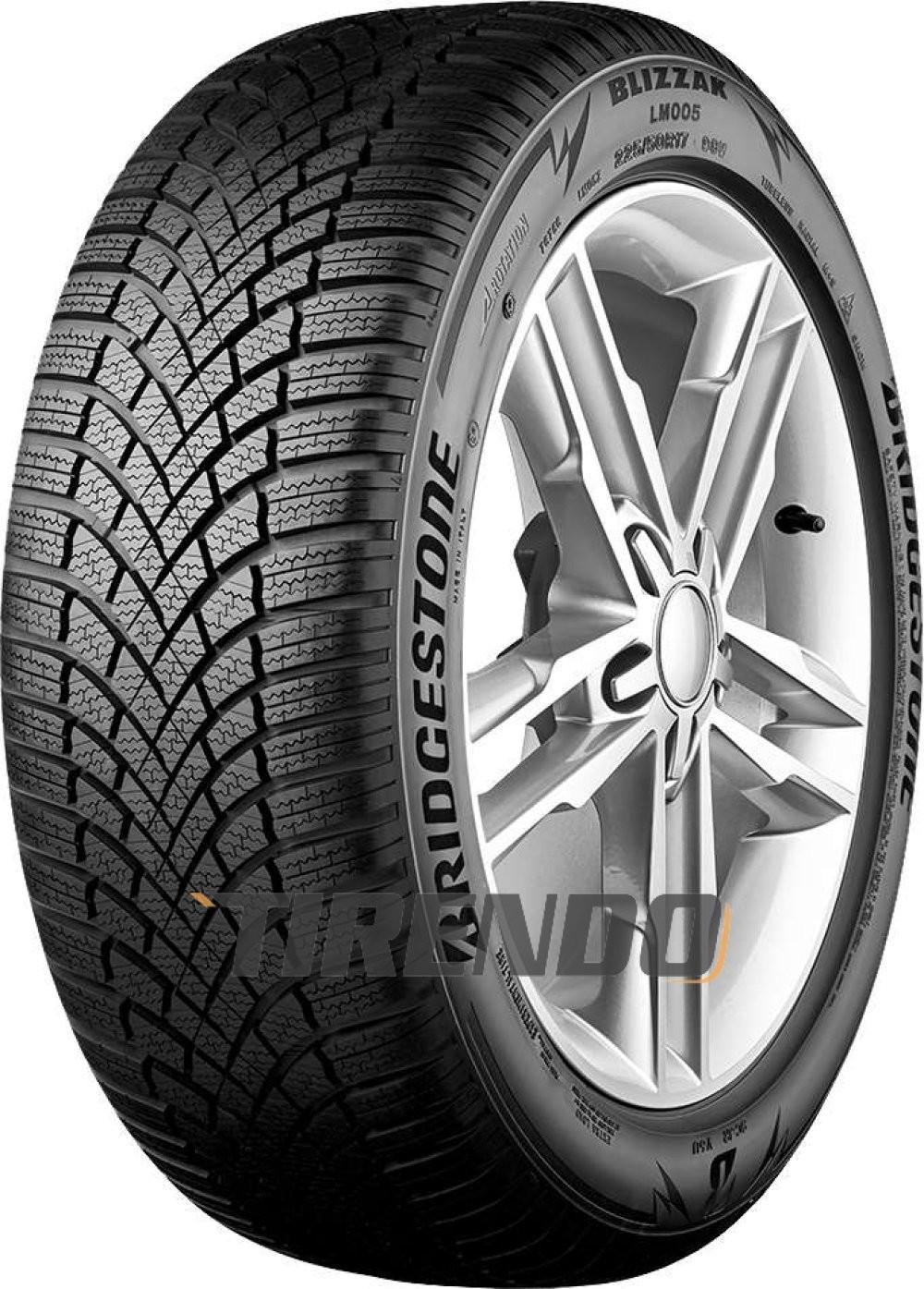 Bridgestone Blizzak LM005 DriveGuard 265/40R21 105H
