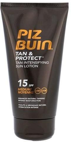 Piz Buin Tan & Protect Tan Intensifying Sun Lotion Preparat do opalania ciała W 150 ml
