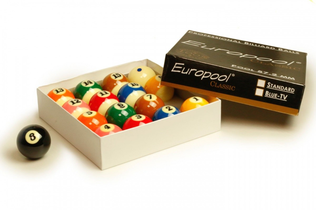 Europool Bile Classic Blue TV 57,2mm