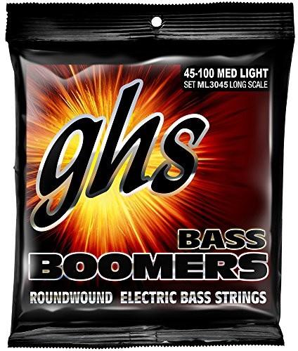 ghs Gitara basowa GHS boomers 045100, 3045ML  struny ML3045