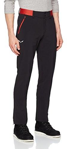 Salewa męskie spodnie pedroc 3 DST M REG PNT, czarny, 50/L 00-0000026955