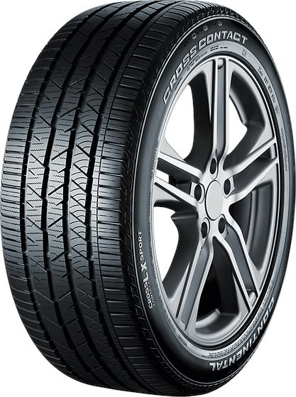 CONTINENTAL ContiCrossContact LX Sport 235/55R17 99V