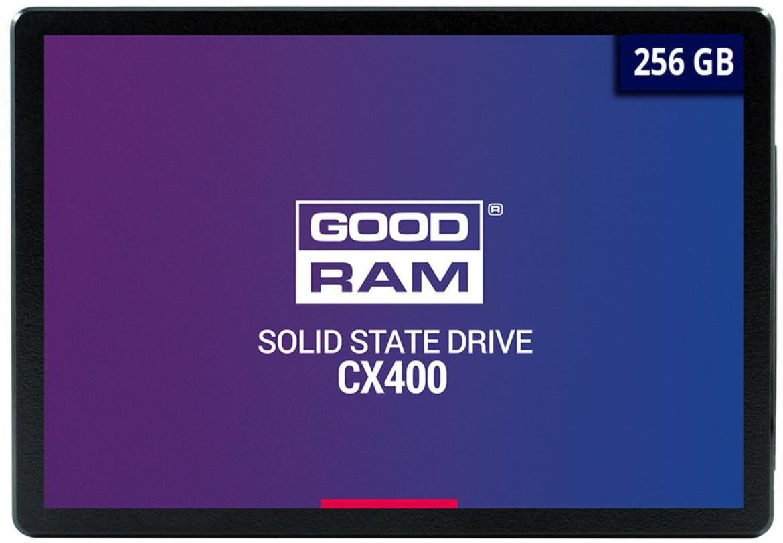 Goodram 256GB 2,5 SATA SSD CX400 (SSDPR-CX400-256)