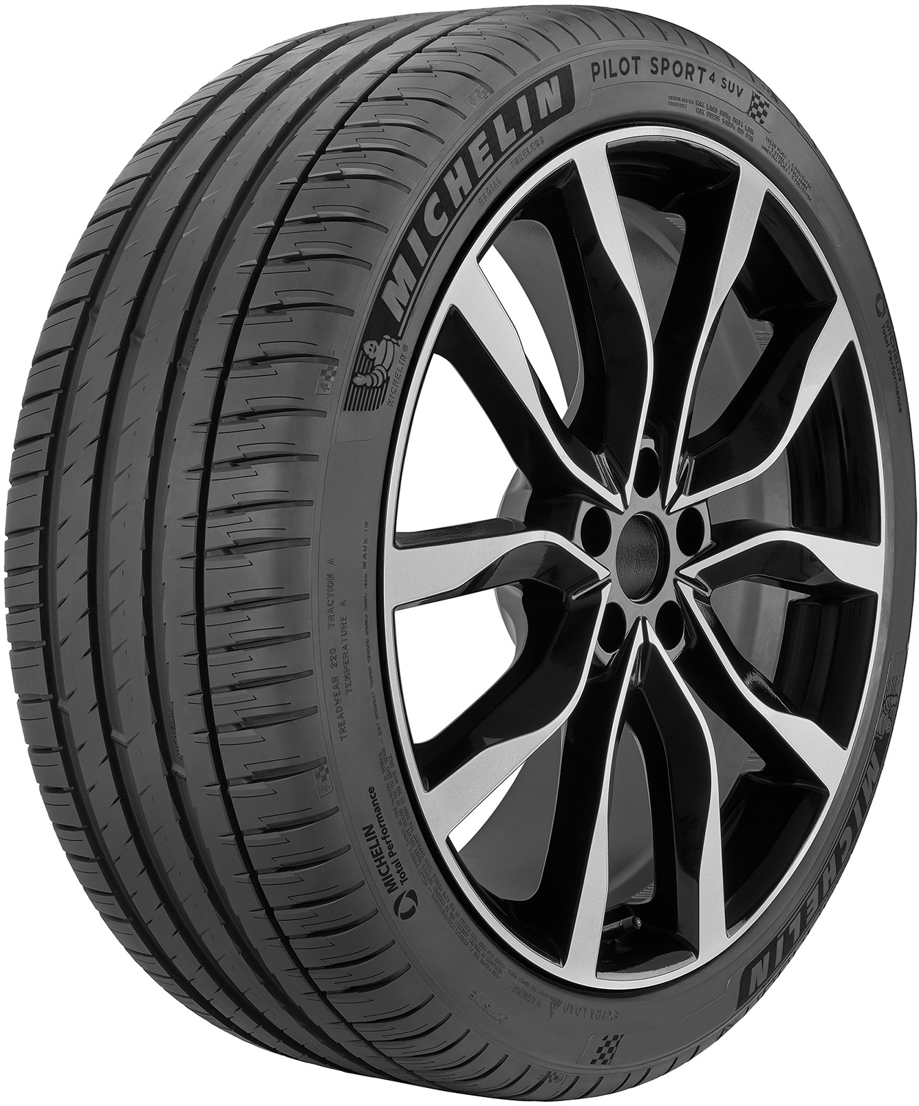 Michelin Pilot Sport 4 SUV 275/40R22 108Y