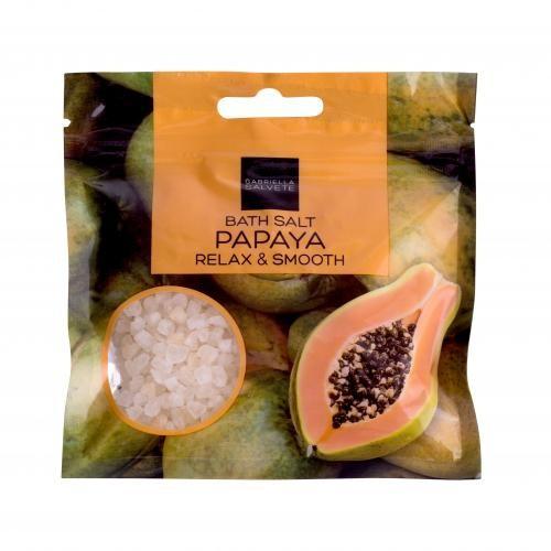 Gabriella Salvete Gabriella Salvete Bath Salt Papaya sól do kąpieli 80 g