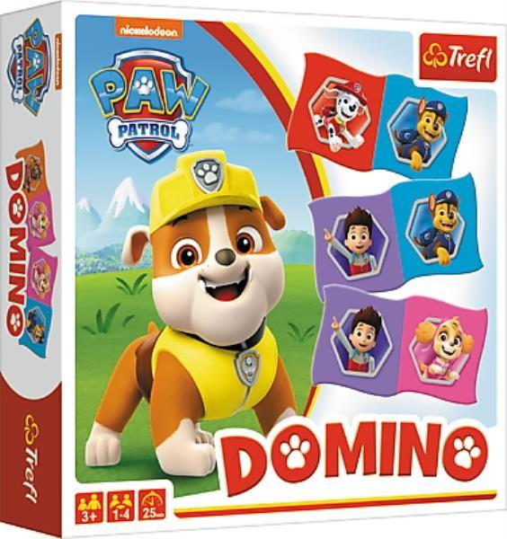 Trefl Domino Psi patrol