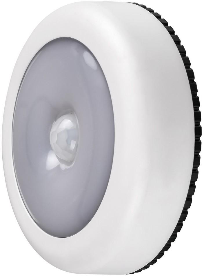 Rabalux 5730 - LED Nocne oświetlenie z czujnikiem MILO LED/0,5W/3xAAA