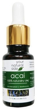 Your Natural Side Olej acai 100% 10ml 5906395485574