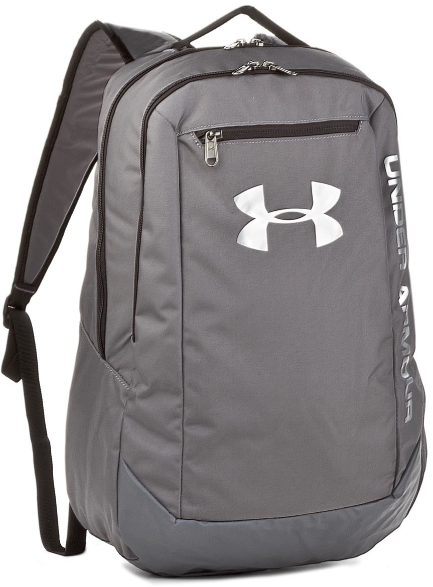 top Under Armour Plecak Ua Hustle Backpack 1273274-040 Ldwr-Gph/Gph/Slv