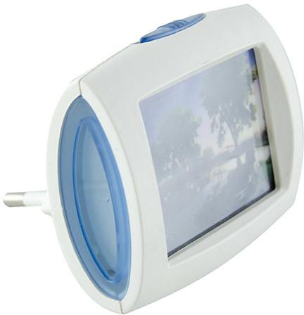 IDEUS Lampka wtykowa 0,4W Biały IDEUS 03149