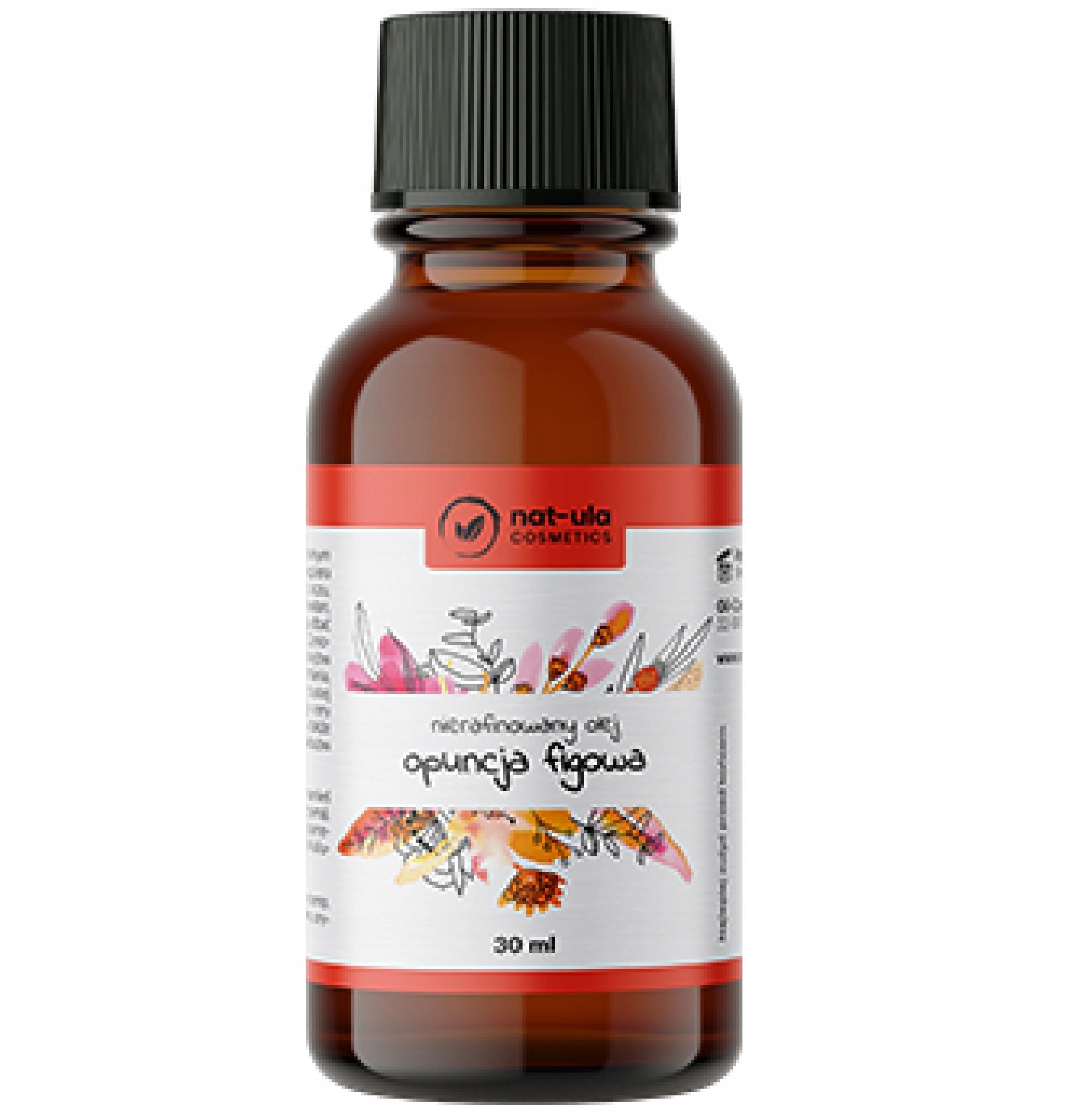 Olejek z opuncji figowej nierafinowany 30ml Gratis