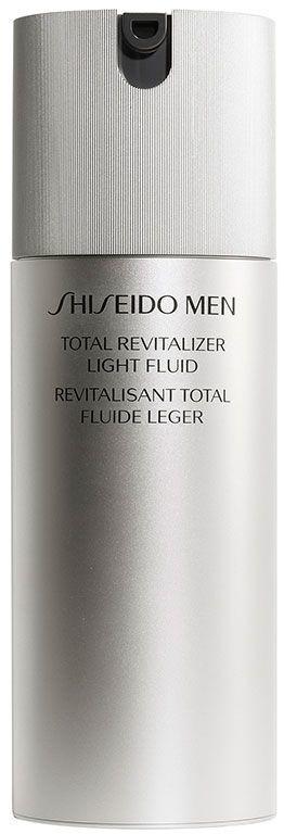 Shiseido Shiseido Men Total Revitalizer Light Fluid 80ml fluid nawilżający 729238151055