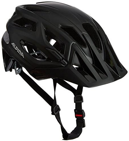 Alpina Garbanzo kask rowerowy, damski, czarny, 5761 cm 9700330