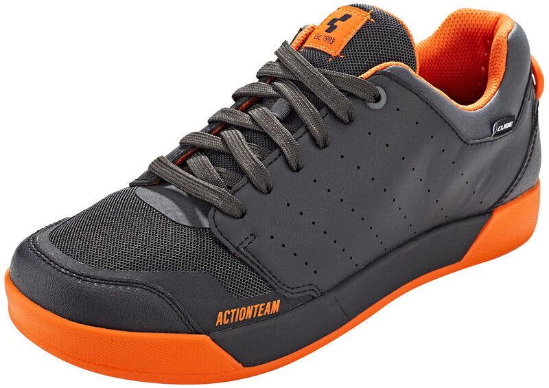 Cube GTY Maze X Actionteam Buty, grey/orange EU 46 2020 Sneakersy 170700254