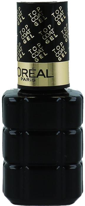Loreal Color Riche Gel Top Coat Nail Lacquer Żelowy Lakier Do Paznokci Nawierzchniowy 30154841