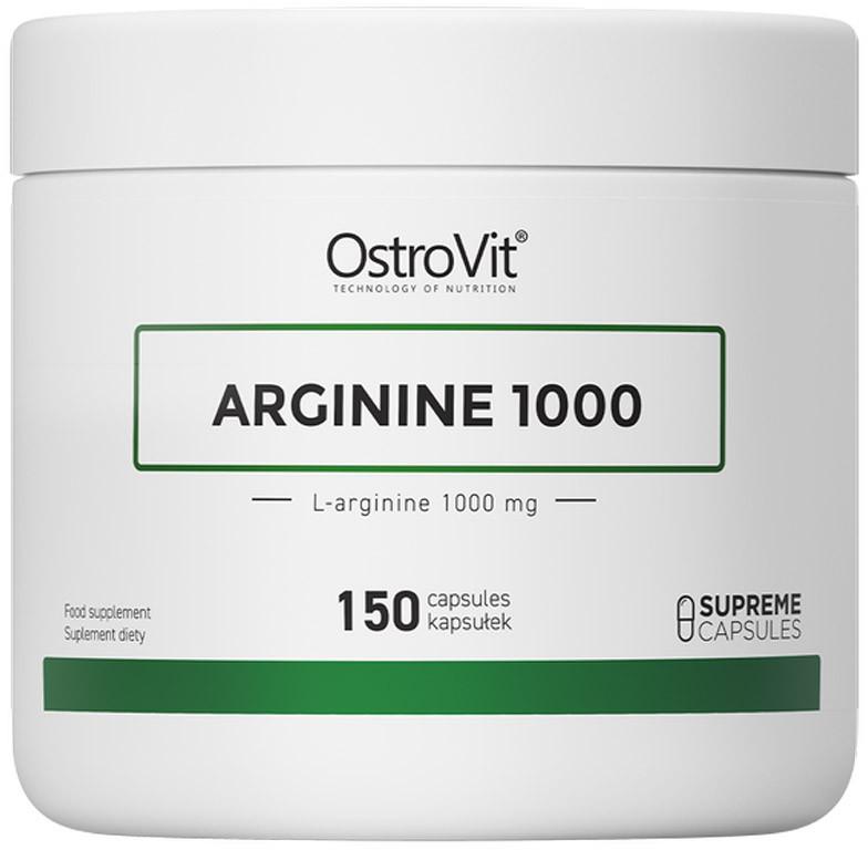 OstroVit Arginine 1000 150caps