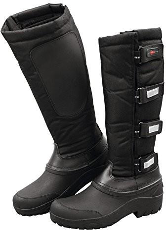Covalliero 327531 termiczne buty jeździeckie ze zdejmowaną warstwą wewnętrzną, rozm. 36, czarne 327531