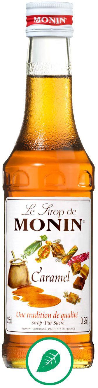 Monin Karmelowy 0,25 l 0912