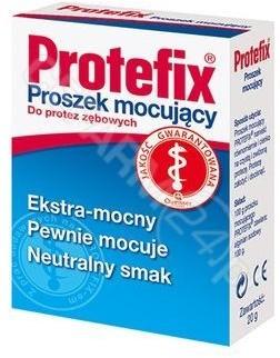 Queisser Pharma Protefix proszek mocujący 20 g   DARMOWA DOSTAWA OD 199 PLN!