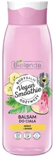 Bielenda Vegan Smoothie Balsam do ciała Arbuz Bana