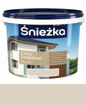 Śnieżka Emulsja Extra Fasadowa grafitowa 307C 5l 665710