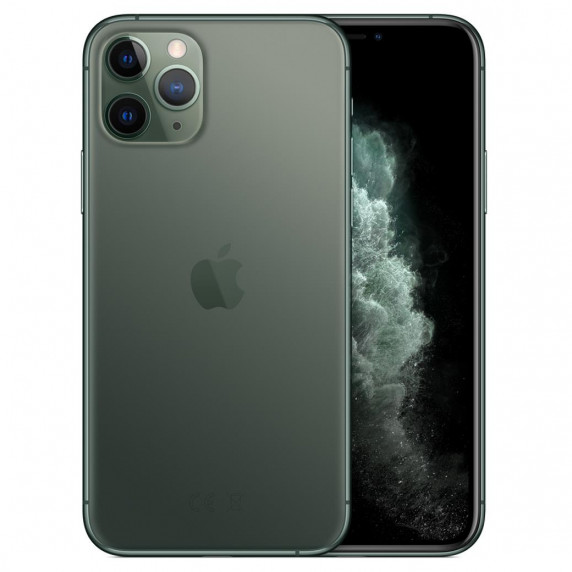 Apple iPhone 11 Pro Max 256GB Midnight Green (MWHM2PM/A)