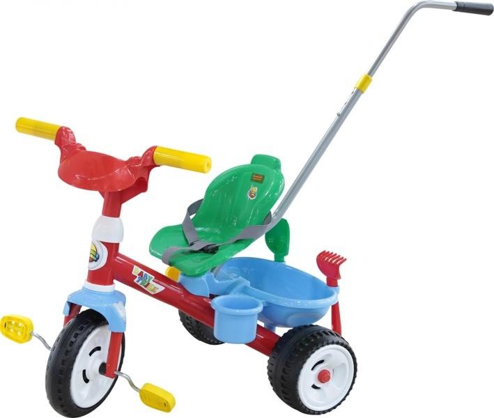 Wader Baby Trike z rączką