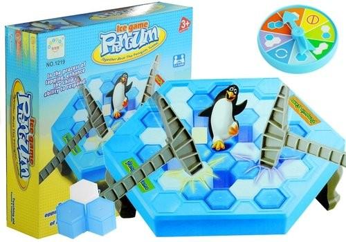 Lean Uratuj Pingwina