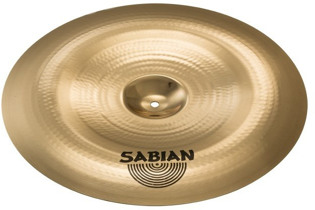 Sabian XSR China 18
