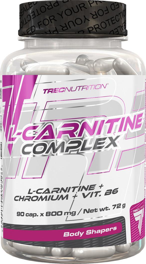 Trec L-Carnitine Complex 90Caps